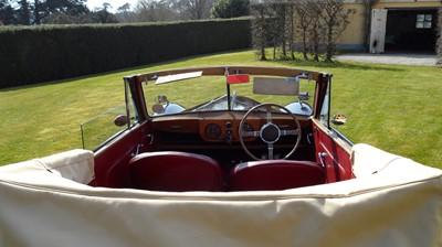 Lot 323 - 1948 AC 2-Litre Drophead Coupe