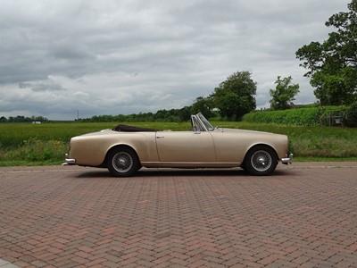 Lot 326 - 1965 Alvis TE21 Drophead Coupe