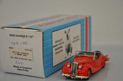 Lot 366 - 1950 Riley RMC 2.5 Litre