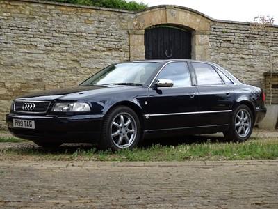 Lot 308 - 1997 Audi A8 4.2 Quattro