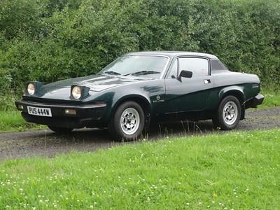 Lot 320 - 1980 Triumph TR7