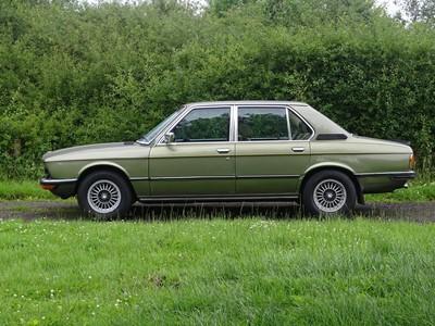 Lot 303 - 1979 BMW 528i