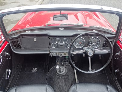 Lot 365 - 1962 Triumph TR4
