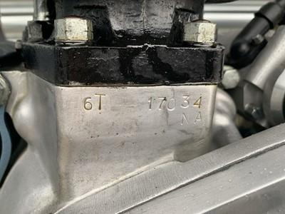 Lot 243 - 1952 Triumph 6T Thunderbird