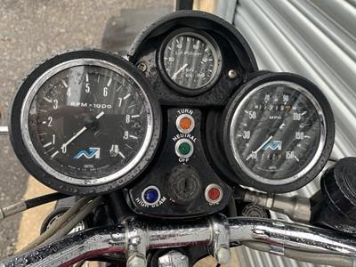 Lot 245 - 1975 Triumph T160 Trident