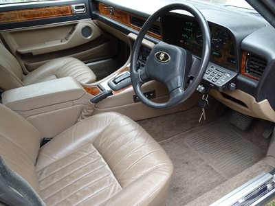 Lot 342 - 1987 Jaguar Sovereign 3.6