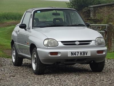 Lot 334 - 1996 Suzuki X-90 4WD