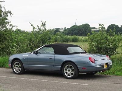Lot 331 - 2005 Ford Thunderbird '50th Anniversary'