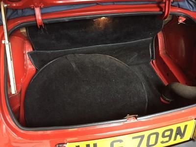 Lot 353 - 1975 MG Midget 1500