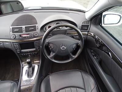 Lot 335 - 2004 Mercedes-Benz E55 AMG