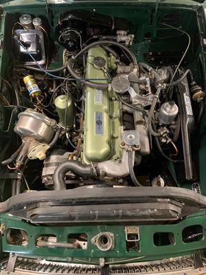 Lot 327 - 1969 MG C Roadster