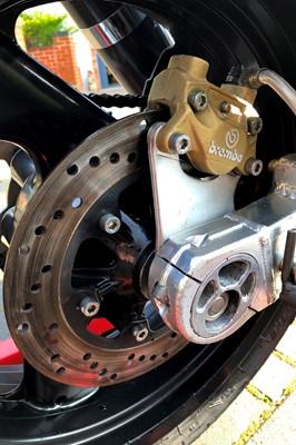 Lot 250 - Ducati '3D Cup' Racer