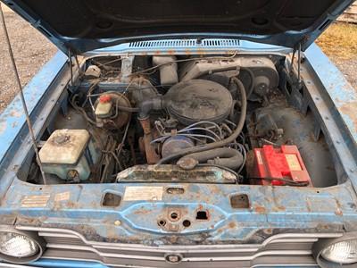 Lot 307 - 1975 Ford Cortina 1600 L 'Decor' Estate
