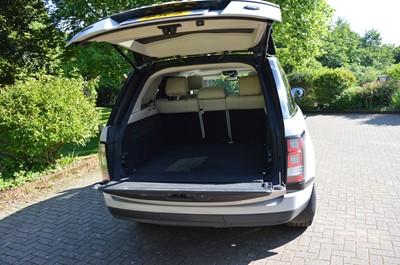 Lot 359 - 2015 Range Rover Vogue 4.4 SDV8
