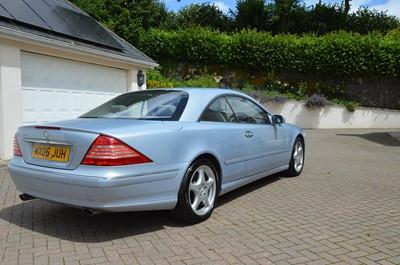 Lot 354 - 2006 Mercedes-Benz CL 500