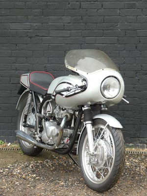 Lot 253 - 1955 Triton T140E