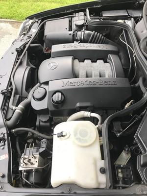 Lot 345 - 2003 Mercedes-Benz CLK 320 Avantgarde Convertible