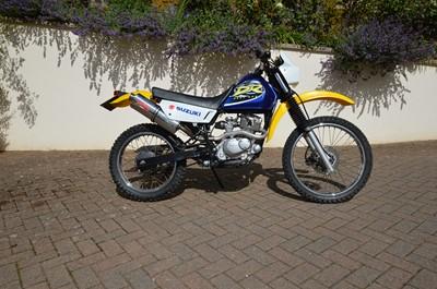Lot 252 - 2000 Suzuki DR125 SE