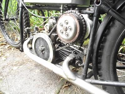 Lot 225 - c.1928 Douglas DT5 Grasstrack 500cc