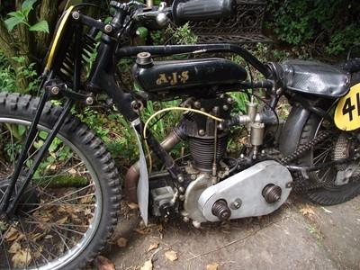 Lot 223 - c.1926 AJS Dirt/Grasstrack Special 500cc OHV