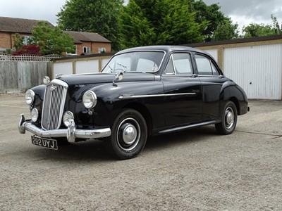 Lot 356 - 1955 Wolseley 4/44 Saloon
