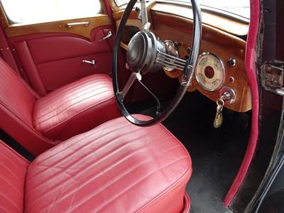 Lot 338 - 1949 Alvis TA14 Saloon
