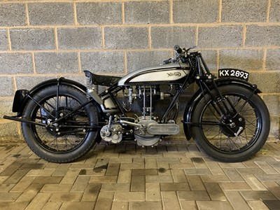 Lot 73 - 1929 Norton Model 18