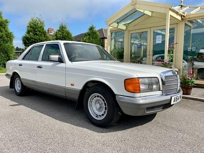 Lot 371 - 1984 Mercedes-Benz 280 SE