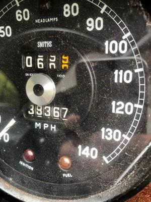 Lot 372 - 1968 Jaguar 340