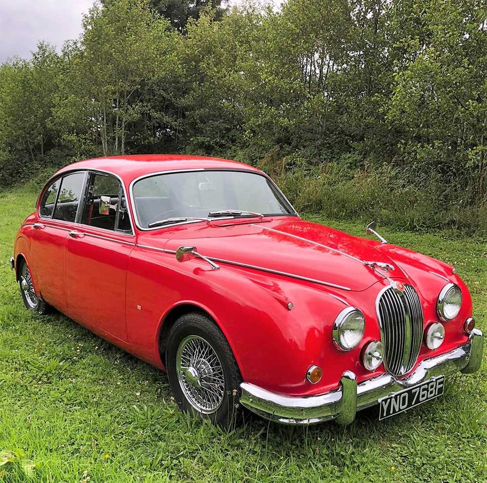 Lot 372 - 1968 Jaguar 340