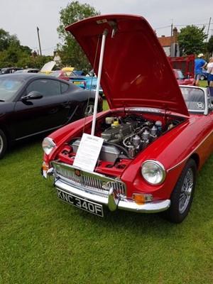 Lot -1968 MG C Roadster