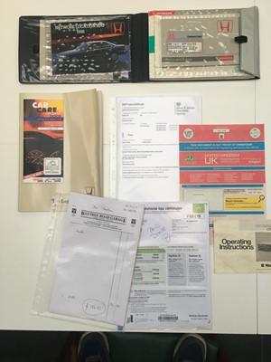 Lot -1988 Honda Civic 1.4 GL