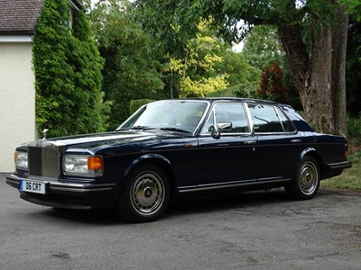 Lot -1994 Rolls-Royce Silver Spirit III