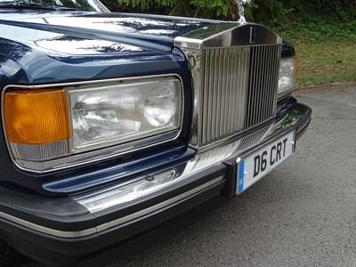Lot 59 - 1994 Rolls-Royce Silver Spirit III