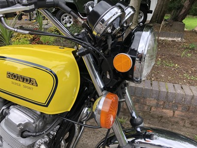 Lot -1978 Honda CB750 K8