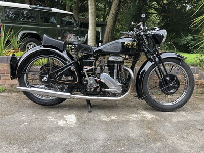 Lot 211 - 1936 Rudge Special