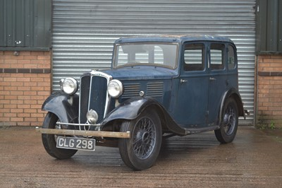 Lot 301 - 1935 Standard Ten Saloon