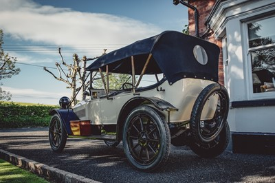 Lot 339-1915 Hupmobile Model HA Tourer