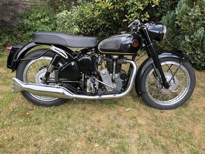 Lot 215-1959 Velocette KSS Special