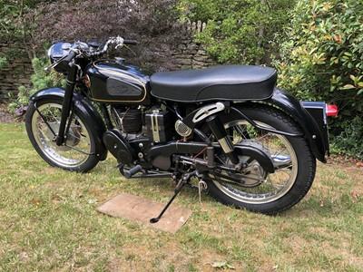 Lot -1959 Velocette KSS Special