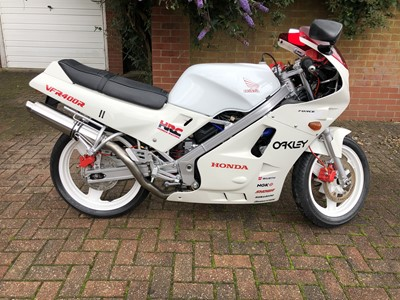 Lot 218-1996 Honda VFR400R