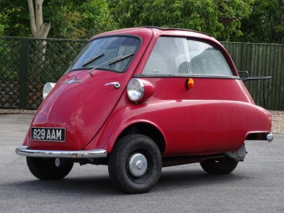Lot 317 - 1962 BMW Isetta 300