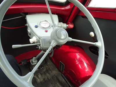 Lot -1962 BMW Isetta 300