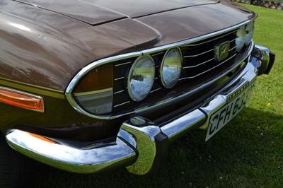 Lot -1975 Triumph Stag