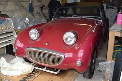 Lot -1958 Austin-Healey 'Frogeye' Sprite
