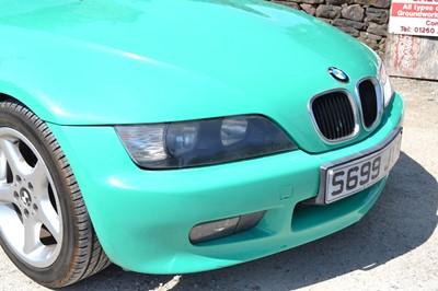 Lot -1998 BMW Z3 1.9 Individual