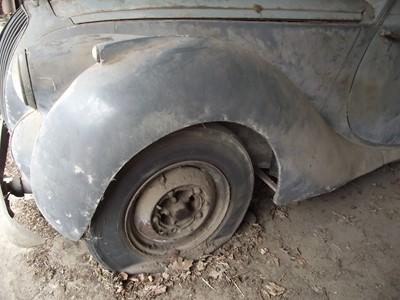 Lot 323-1951 Lagonda 2.6 Litre Saloon