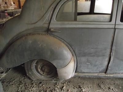 Lot 323 - 1951 Lagonda 2.6 Litre Saloon