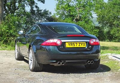 Lot -2007 Jaguar XKR 4.2 Coupe