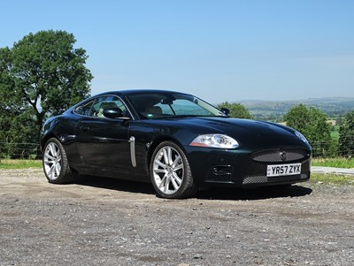 Lot 311 - 2007 Jaguar XKR 4.2 Coupe